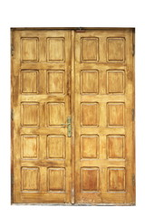 old wooden door for your design