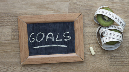 Goals new year