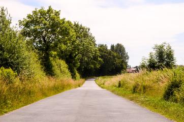 Asphalt Road to Infinity