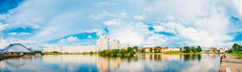 Building in Minsk, Belarus
