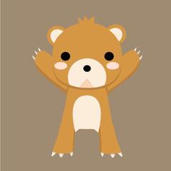 Bear brown