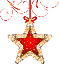 adventsstern christstern,stern,sterne,sternchen,advent,bunt,3d
