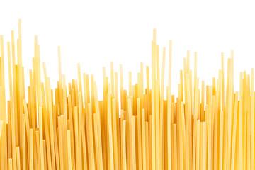 background inaccuratly wet spaghetti