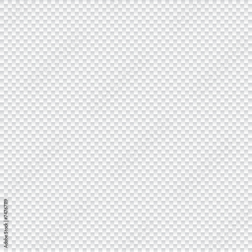 White carbon fiber seamless pattern design - 74767119