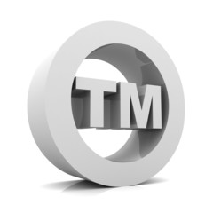 tm trade mark sign