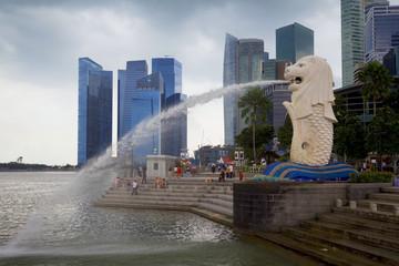 Сингапур — Город Льва