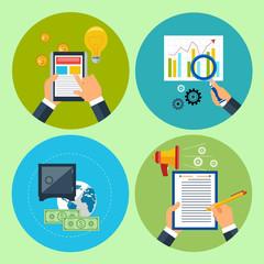 Modern management process
