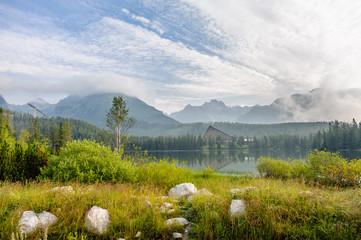 Szczyrbskie Jezioro - Słowacja
