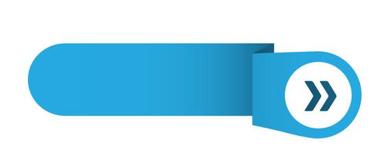 VECTOR BUTTON (blue arrows click here icon)