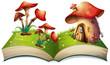 Mushroom book - 74770105