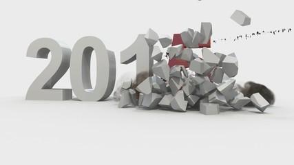2015 destroy 2014 alpha