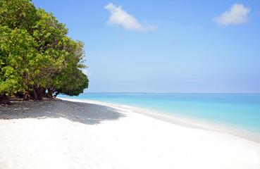Utheemu Island, Malediven