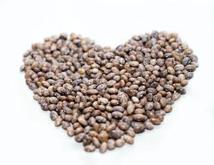 heart of beans