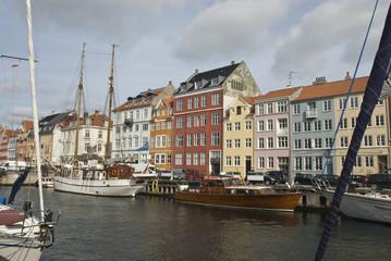 Nyhavn channel