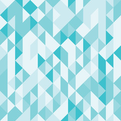 Bright color polygonal background
