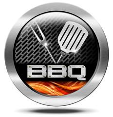 Bbq Symbol - Barbecue Icon