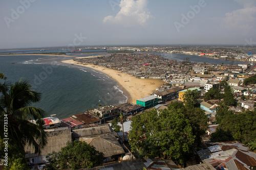 Monrovia Liberia - 74778334