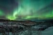 Polarlicht über Abisko