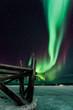 Polarlicht über Abisko See