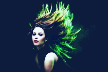 woman dance
