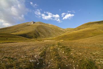 Castelluccio di Norcia, Panorama