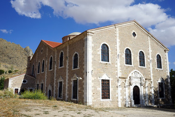 Greek church in Sivrihisar, Turkey