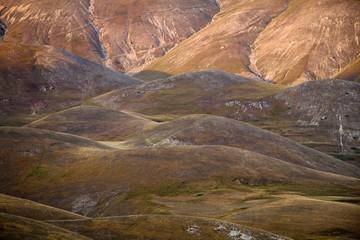 Castelluccio di Norcia, colline