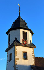 Georgskirche Kleiningersheim