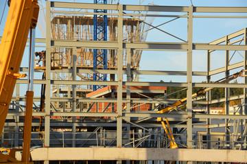 edificio de nueva construccion