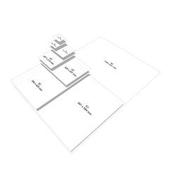 White paper size