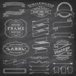 Grunge Vector Banners and Decorations - 74781951