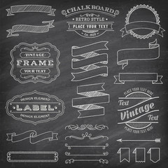 Grunge Vector Banners and Decorations © cunico