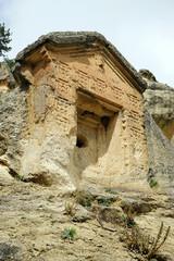 Phrygian tomb