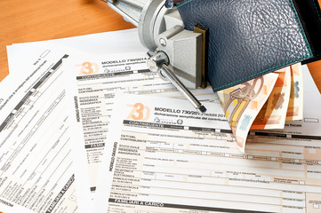 la morsa delle tasse