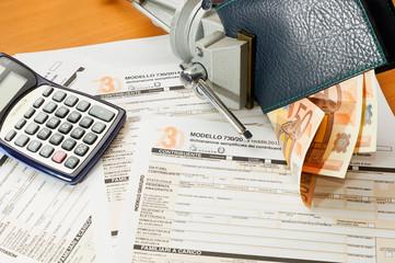 imposte e tasse