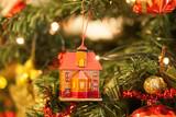 Fototapety Regali sotto l'albero
