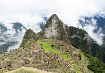 Pérou, Macchu Picchu