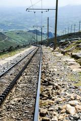 Chemin de fer à crémaillère