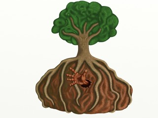 wurzelbaum