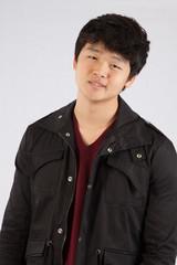 East Asian man  smiling
