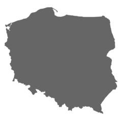 Polen in Grau