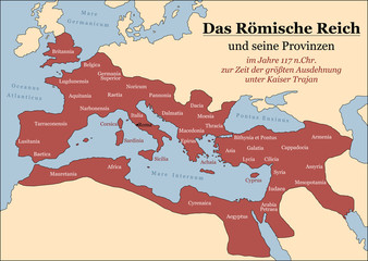 Roman Empire German