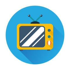 retro tv icon