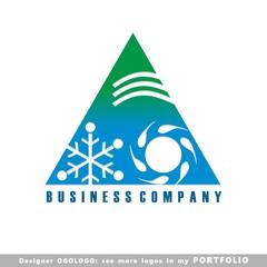 weather logo, icon