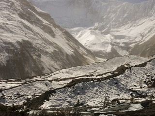 The Himalayas mountains