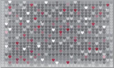 День Валентина. Любовь.  Фон. Новый год. Рождество. Сердце.