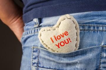 I love you - Konzept