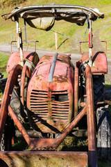 Oldtimer - alter Traktor