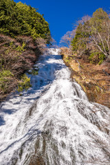 Yudaki falls at Nikko, Japan
