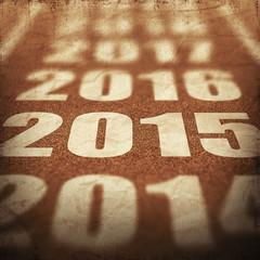 Years Counter - 2015